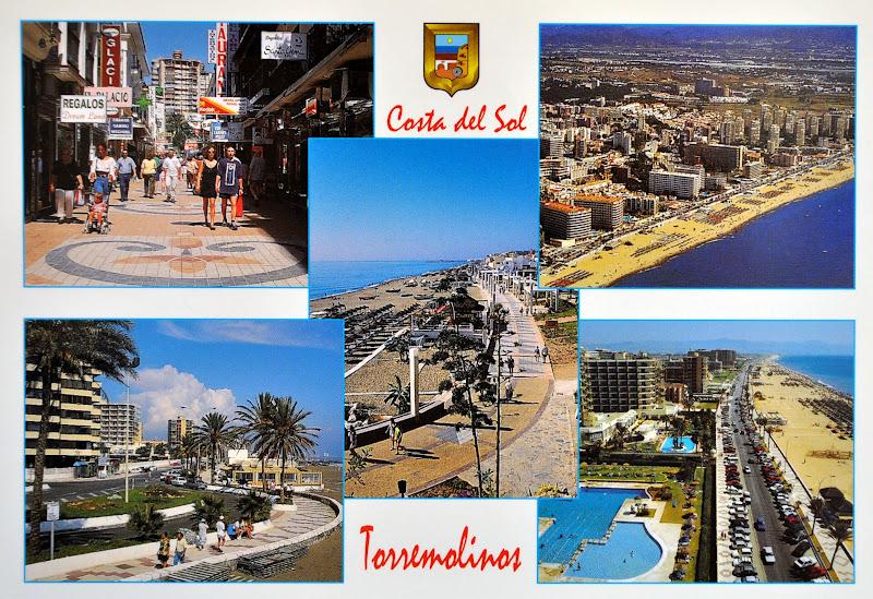 Costa del Sol w Hiszpani