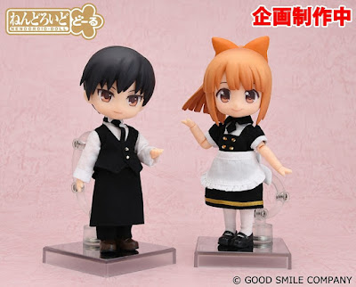 Nendoroid Doll Outfit Set (Cafeteria)