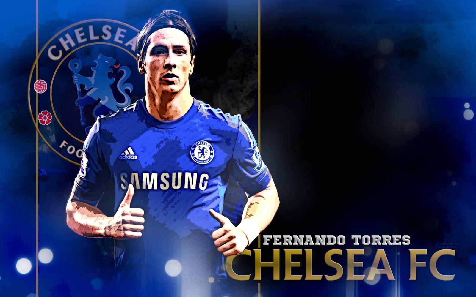 Wallpapers Hd For Mac: Fernando Torres Chelsea Wallpaper