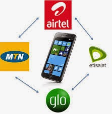 mtn,glo,airtel,etisalat Show Phone Number Codes