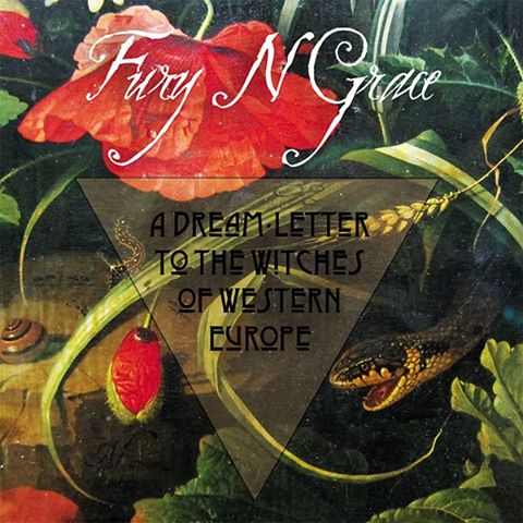 Detail from Fury N Grace New Album, A Dream-Letter To The Witches Of Western Europe, Detail from Fury N Grace New Album A Dream-Letter To The Witches Of Western Europe