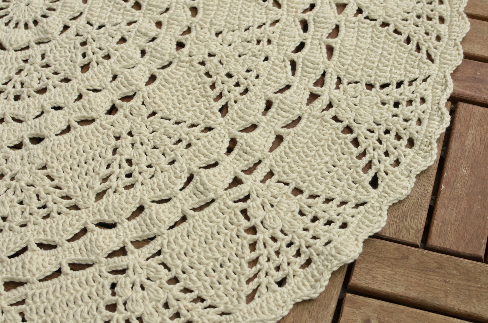 Outstanding Crochet Mat Patterns Crest - Sewing Pattern for Wedding ...
