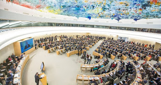 Nigeria re-elected into UN Human Rights Council.