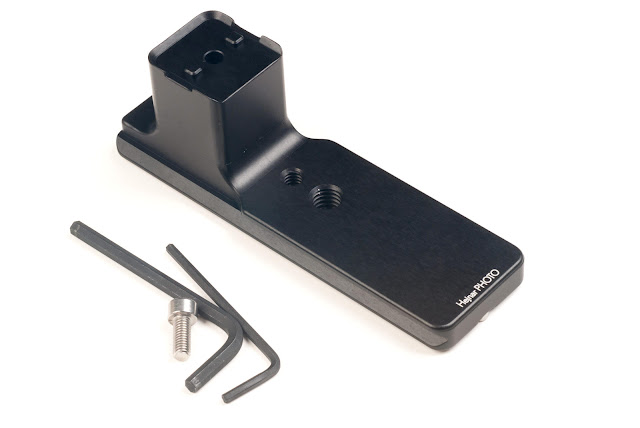 Hejnar H116 Replacement Foot with mounting screw and tools