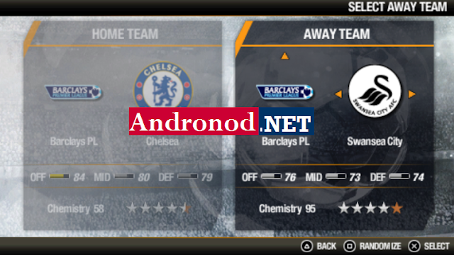 FIFA 18 ISO PPSSPP+Save Data Android Terbaru (Update Seasons 2018)