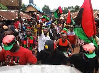 Nnamdi Kanu's House Invasion: BIAFRA Soldiers Declare War