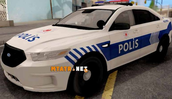 MTA SA Ford Taurus Polis