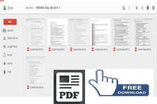 Download Contoh Soal Uji Kompetensi Guru ( UKG ) Tahun 2015