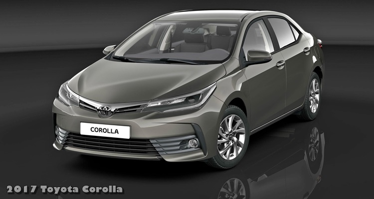 2017 Toyota Corolla Redesign Rumors and Changes
