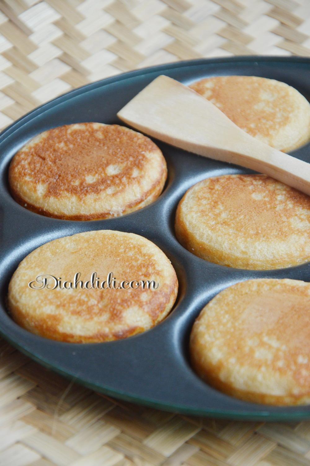 Diah Didi S Kitchen Pancake Jawa A K A Kue Apem