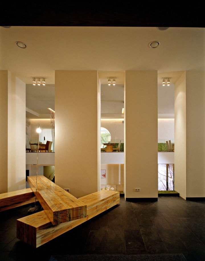 thiết kế nội thất quán cafe độc đáo 1