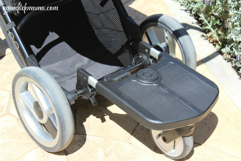 Plataforma para carrito mutsy
