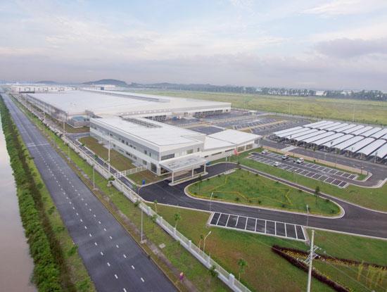Nhà máy Samsung Thái Nguyên - Phổ Yên