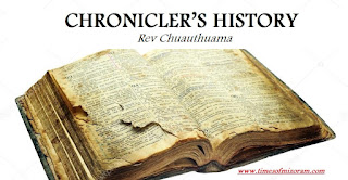 CHRONICLER'S HISTORY -  CHANCHIN CHHUINA