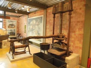 το Μουσείο Ελιάς και Λαδιού στη Σπάρτη