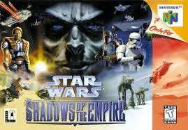 Star Wars - Shadows of the Empire ROMs Nintendo64