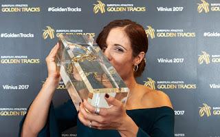 Η Κατερίνα Στεφανίδη καλύτερη αθλήτρια της Ευρώπης για το 2017