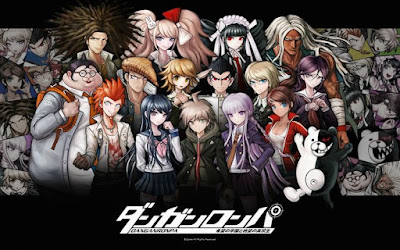 Download Danganronpa the Animation BD Subtitle Indonesia