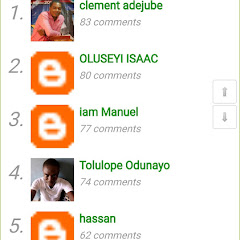 Airtime Giveaway to Top Most Active Commenters for August 2017