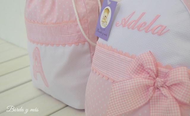 bolsa ropa cole personalizada