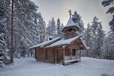 Dimi Doukas valokuvaaja - Kuopio Toivalan tsasouna