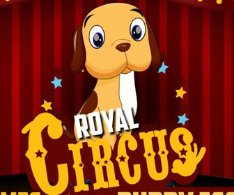 YolkGames Royal Circus Puppy Escape