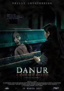 Review Danur 2017 Bioskop