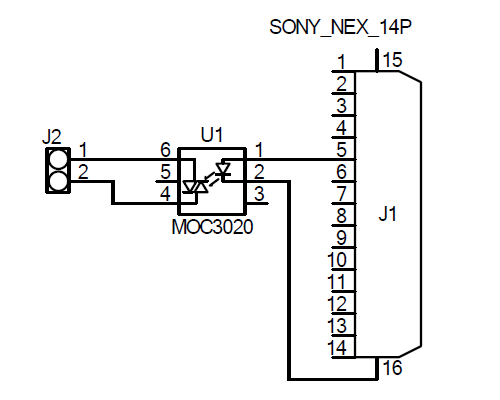 人體自動化實驗室 (HAL): SONY NEX-5N 外接閃光燈