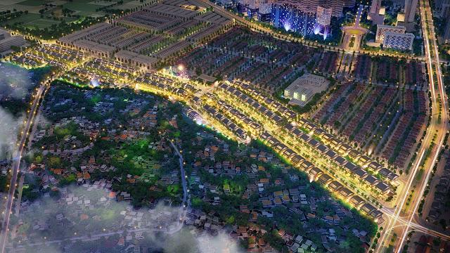 Khu biệt thự An Phú Shop Villa Dương Nội