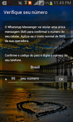 WhatsApp Transparente V5.40 2017 atualizado