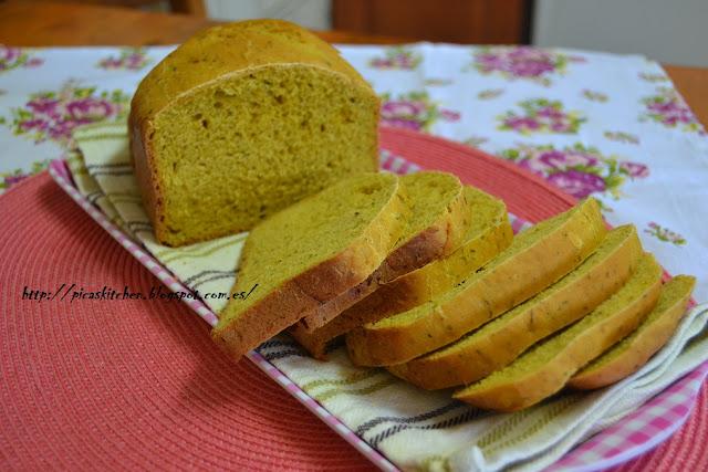 Pan con aroma hindú