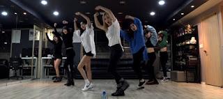 SONAMOO Reveals I (Knew It) Dance Practice Video