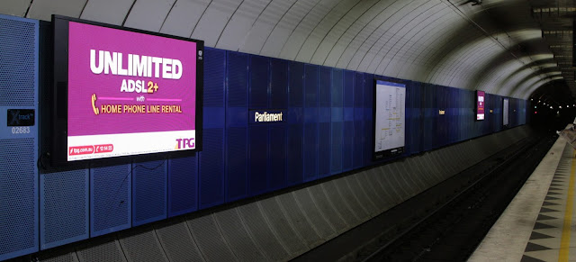 Station Advertising