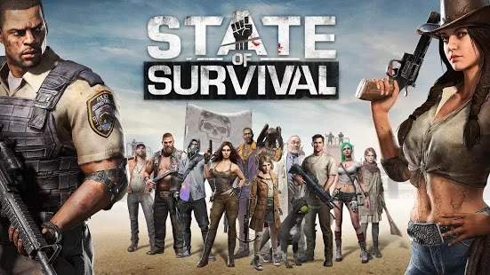 State of Survival Apk Free on Android Game Download