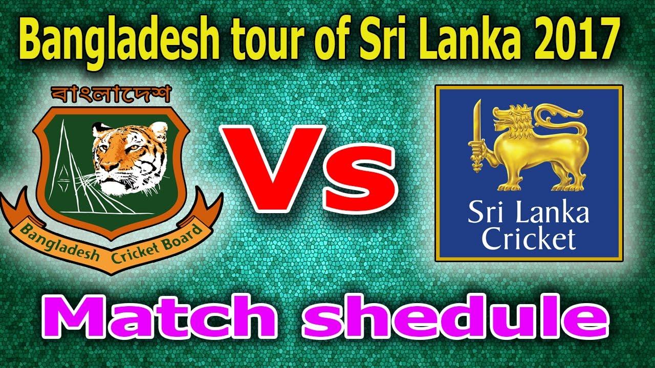 Bangladesh vs Sri Lanka Live Cricket 2017 [Live Streaming]