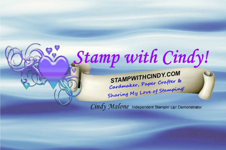 Stamp with Cindy!