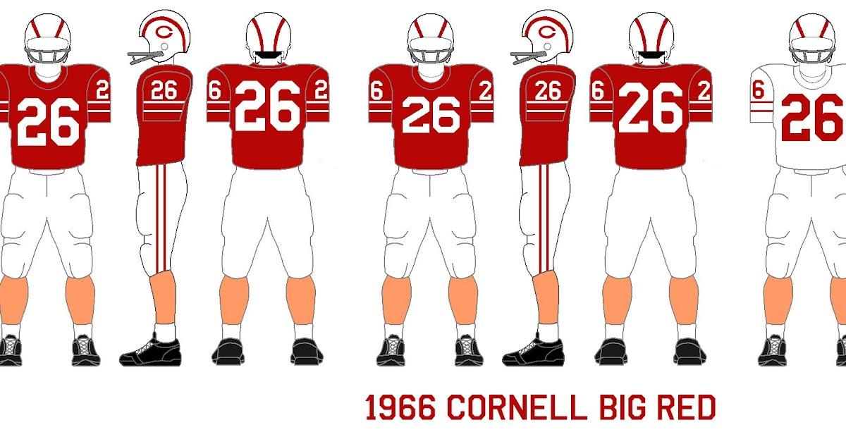 Gridiron Garb: Cornell Big Red (1966)