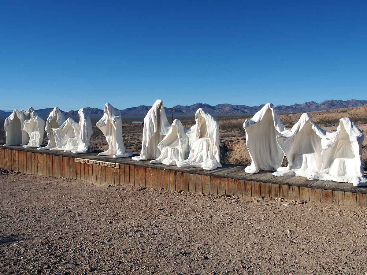 Ghost Town of Rhyolite Nevada: abandonedplaces — LiveJournal