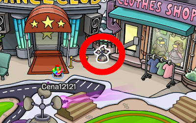 Club Penguin Herbertech Pin Cheat