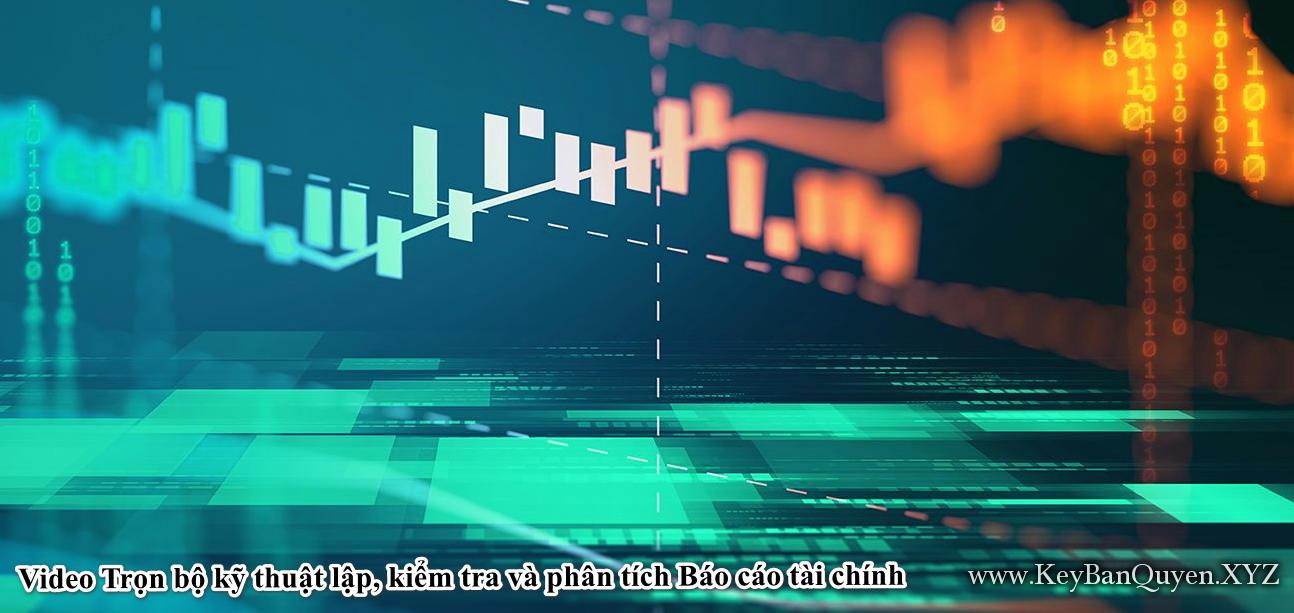 Video Trọn bộ kỹ thuật lập, kiểm tra và phân tích Báo cáo tài chính [FEE]