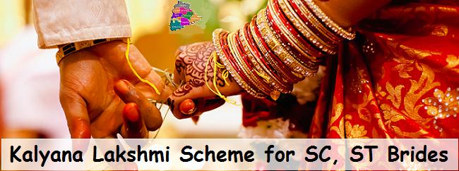 Kalyana Lakshmi Pathakam,SC, ST Brides,Guidelines