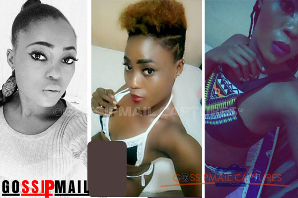 Another Ghanaian Girl, Brooklyn Baee, Goes Nakked Live Video On Facebook (Photos+Video)