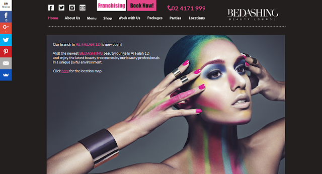 leading beauty salon in Abu Dhabi