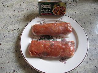 nes cuisinées à la Provençale de Cassegrain et aux crevettes, trnd