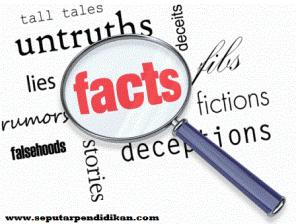 Pengertian Fakta Dan Opini, Perbedaan, dan Contohnya