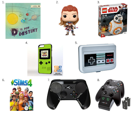 What to get for: The Gamer