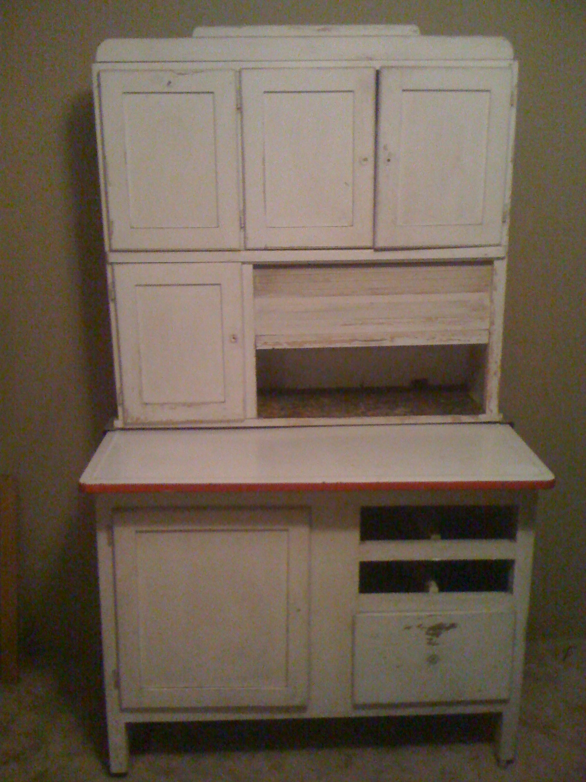 Vintage Hoosier Cabinets - Lucky Mature Pussy