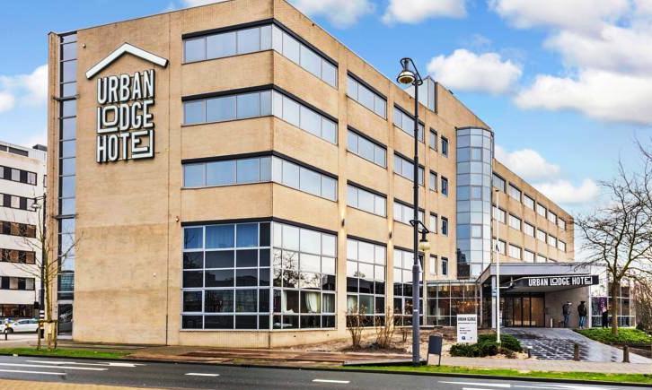 Urban Lodge Hotel Amsterdam To Dam Square