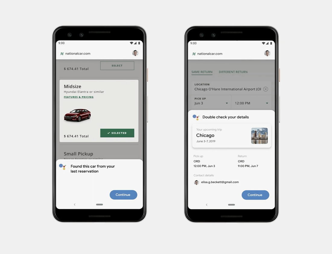 Google is working on to bring AI assistant Duplex to the web