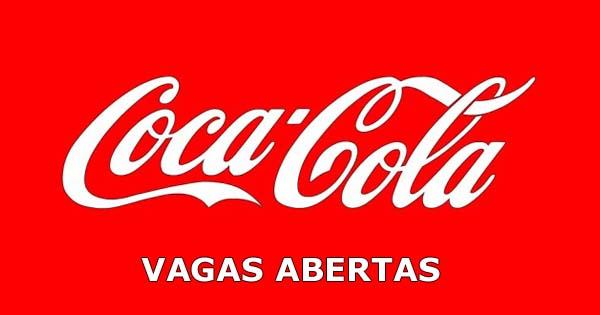 Coca-Cola contrata Auxiliar Administrativo em diversos Locais do Rio